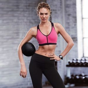 Incredible Front Close Sports Bra Victoria Secret